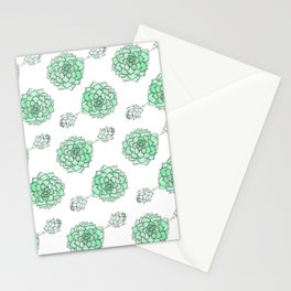 PATTERN II Succulent Life Stationery Cards