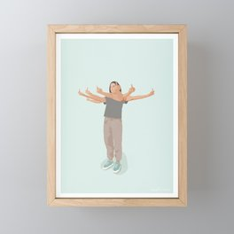 2020 Framed Mini Art Print