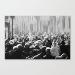 - baciami - Canvas Print