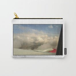 Just through the clouds Carry-All Pouch