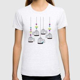 BIRDS 03 T-shirt