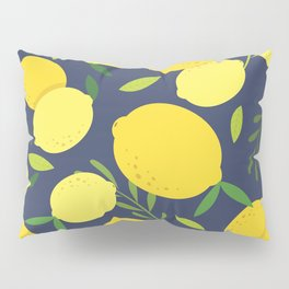 Freshly Picked Lemon Pillow Sham