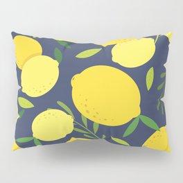 Freshly Picked Lemon Pillow Sham