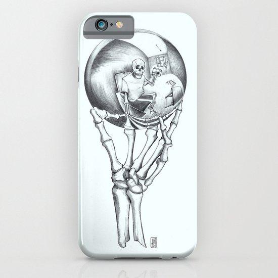 Skull Ball iPhone & iPod Case