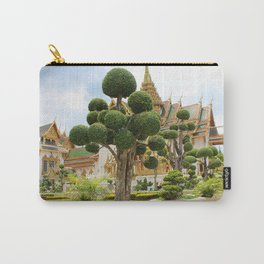 Grand Palace Grounds Bangkok Thailand Carry-All Pouch