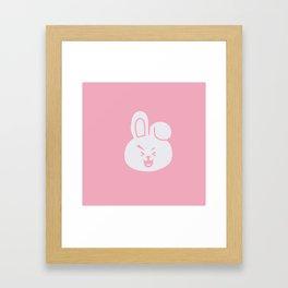 BT21-Couky Framed Art Print