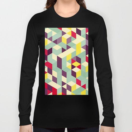 Magical cubes Long Sleeve T-shirt