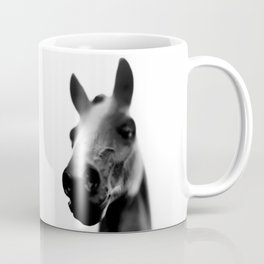 Mirror Mare Coffee Mug
