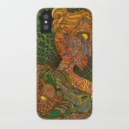 Scarlet & Equine iPhone Case
