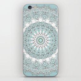 Mandala - Boho - Sacred Geometry - Pastels - iPhone Skin