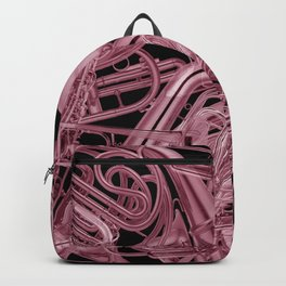 Brass Instruments Rose Backpack