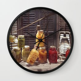 The Pantry Wall Clock