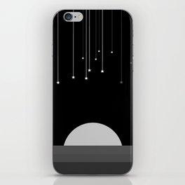 Falling Stars iPhone Skin