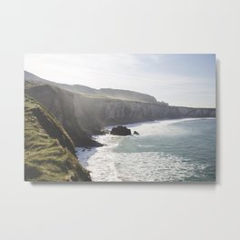 Northern Ireland Metal Print