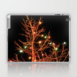 Holiday Lights Laptop & iPad Skin