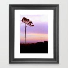 Lauren Framed Art Print