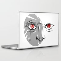 android Laptop & iPad Skins featuring Android 1.0 by Keith Gutierrez