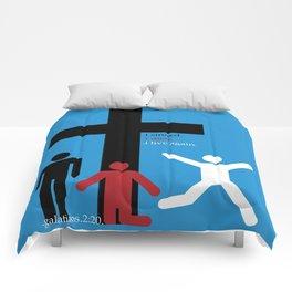 stickmen Comforters