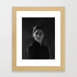 Doctor Poison Framed Art Print