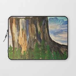 A climbers high Laptop Sleeve