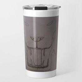 Monstrosity Travel Mug