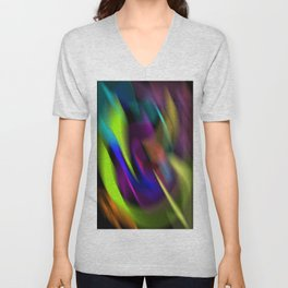 lost in colours Unisex V-Neck