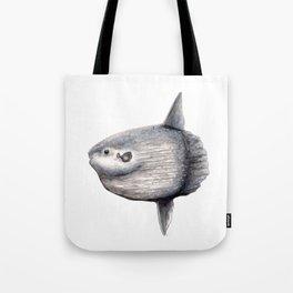 Ocean Sunfish (Mola mola) Tote Bag
