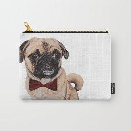 Rupert the Pug Carry-All Pouch