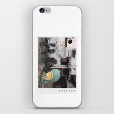 Whale Boy in Hong Kong iPhone & iPod Skin