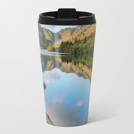 Crafnant Lake Snowdonia Travel Mug