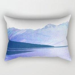 ABSTRACT LANDSCAPE CX Rectangular Pillow
