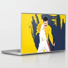 Freddie Forever Laptop & iPad Skin