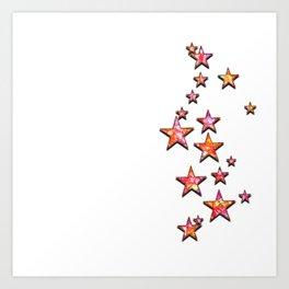 Star Jewels Art Print