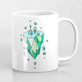 Little Emerald World Coffee Mug
