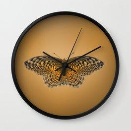 Butterfly Effect Wall Clock