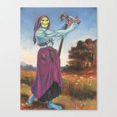 The Reaper of Keldor Canvas Print
