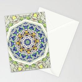Man dala Stationery Cards