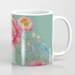 tender gipsy paeonia Coffee Mug