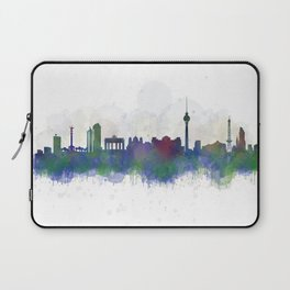 Berlin City Skyline HQ3 Laptop Sleeve
