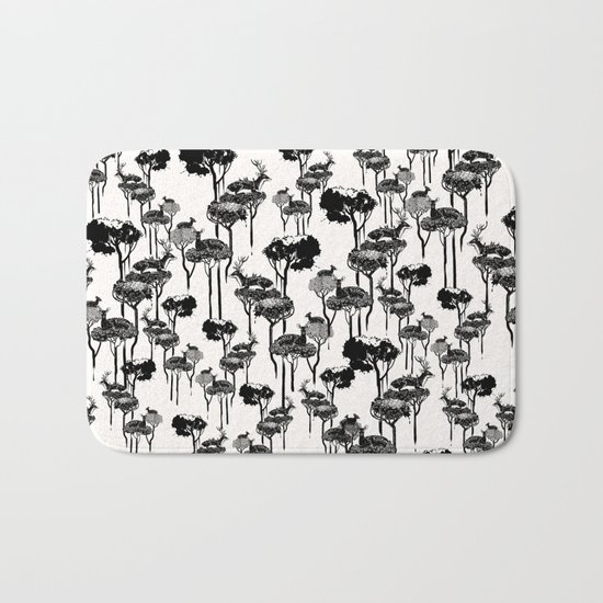 Deer to Dream Bath Mat