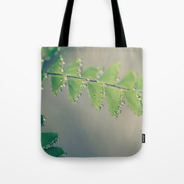 Water Orbs Photograph Tote Bag
