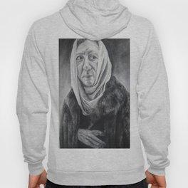 Modernization: Lady in a Fur Coat (El Greco) Hoody