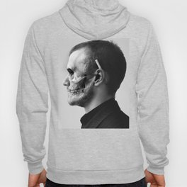 Skull Double Exposure Hoody