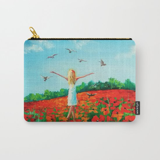 Flying soul Carry-All Pouch