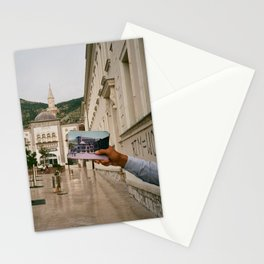 Tour of Mostar Stationery Cards