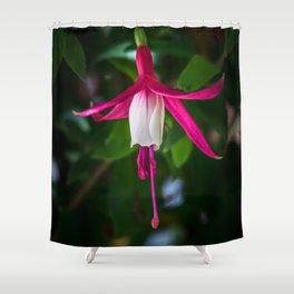 One Fine Fuchsia Shower Curtain