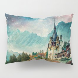 Faerytale Castle Pillow Sham