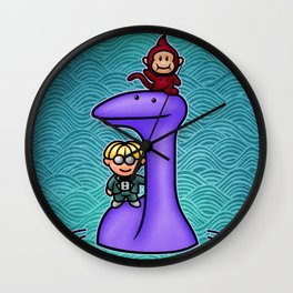Tessie Wall Clock