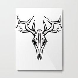 River Styx Metal Print