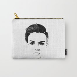 Ruby Rose Carry-All Pouch